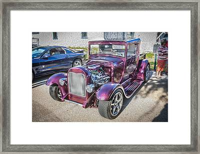 1949 Ford Pick Up Truck  Framed Print by Rich Franco