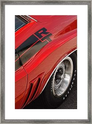 1970 Dodge Challenger R/t Framed Print by Gordon Dean II