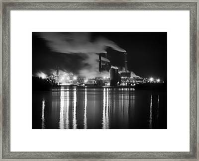 24 Hours A Day Framed Print by Mountain Dreams