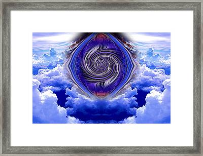 Abstract 143 Framed Print by J D Owen