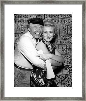 Alan Hale Jr. Framed Print by Silver Screen
