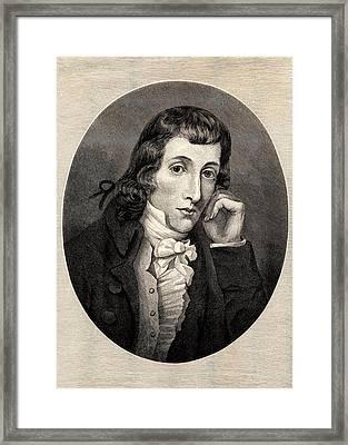 Alexander Wilson Framed Print by Universal History Archive/uig
