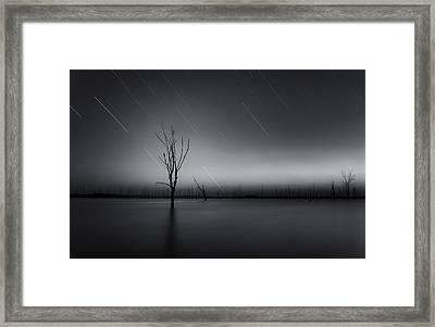 Alive Framed Print by Taylor Franta