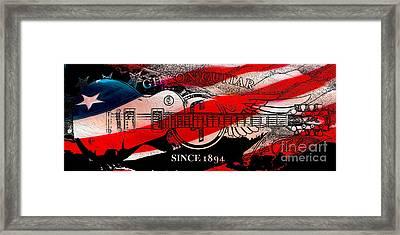 American Legend Framed Print by Jon Neidert