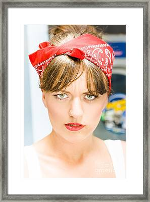 Angry Framed Print by Jorgo Photography - Wall Art Gallery