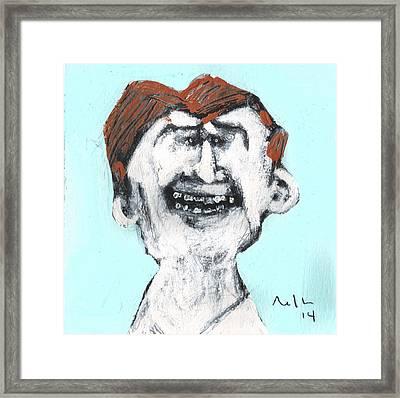 Animus No. 36  Framed Print by Mark M  Mellon