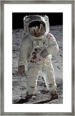 Apollo 11 Framed Print by Celestial Images