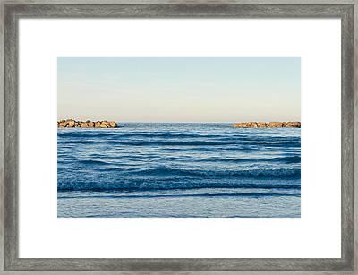 Aqua Vitae Framed Print by Andrea Mazzocchetti
