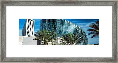 Aquarium In A City, Audubon Aquarium Framed Print by Panoramic Images
