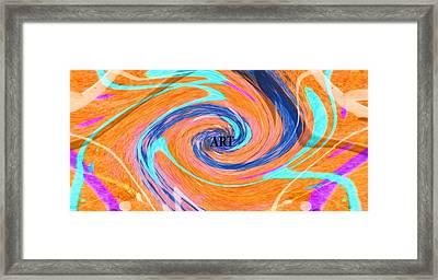 Art Framed Print by Dan Sproul