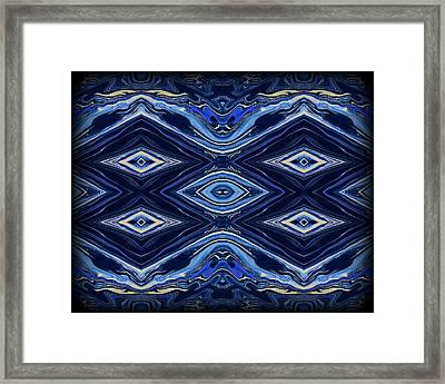 Art Series 6 Framed Print by J D Owen