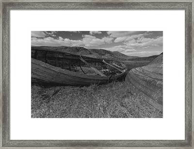 At Rest Framed Print by Karl Normington