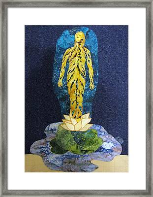 Awakening Framed Print by Lynda K Boardman