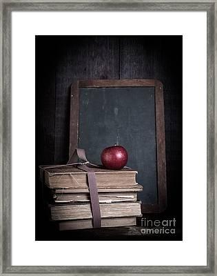 Back To School Framed Print by Edward Fielding