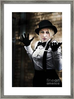 Bad Customer Service Framed Print by Jorgo Photography - Wall Art Gallery