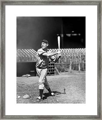 Bennie L. Warren Framed Print by Retro Images Archive
