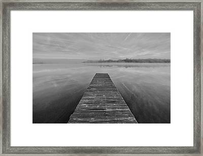 Bettis Landing Framed Print by Donnie Smith