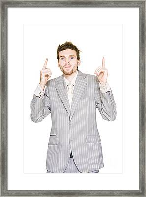 Big Business Framed Print by Jorgo Photography - Wall Art Gallery