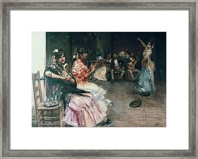 Bilbao Y Martinez, Gonzalo 1860-1938 Framed Print by Everett