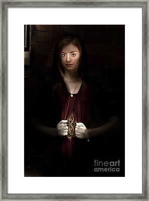 Body Clock Concept Framed Print by Jorgo Photography - Wall Art Gallery
