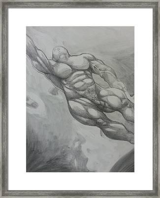 Born Again Pt. 2 Framed Print by Michael Briggs