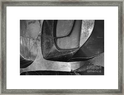 Bowling Green State University Lobby Art Framed Print by University Icons