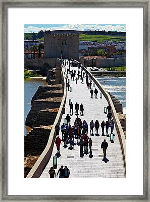 Built In The Early 1st Century Bc Framed Print by Panoramic Images
