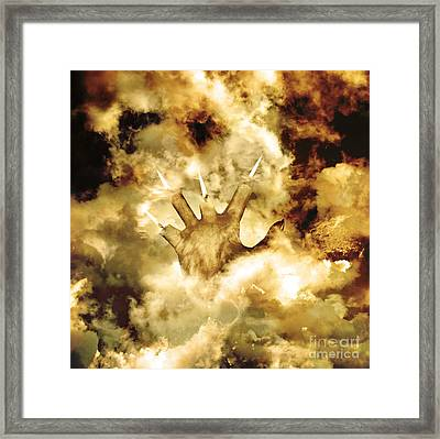 Burning The Candle At All Ends Framed Print by Jorgo Photography - Wall Art Gallery