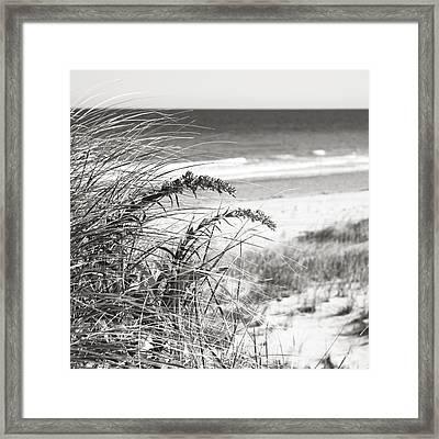 Bw15 Framed Print by Charles Harden