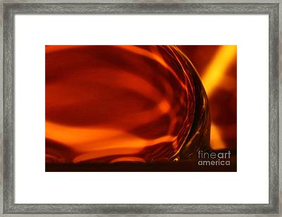 C Ribet Orbscape 1245 Framed Print by C Ribet