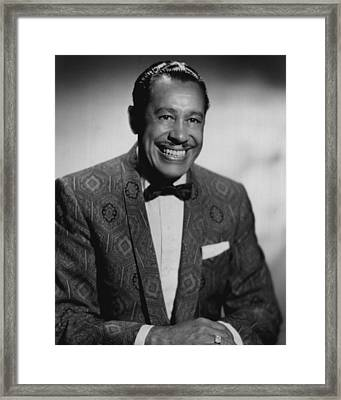 Cab Calloway Framed Print by Retro Images Archive