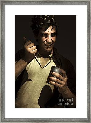 Canned Food Framed Print by Jorgo Photography - Wall Art Gallery
