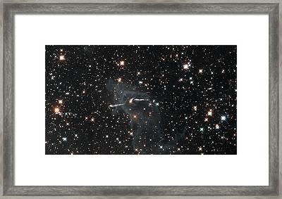 Carina Nebula Framed Print by Celestial Images
