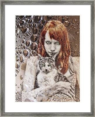 Cats Framed Print by Joachim G Pinkawa