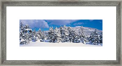 Chino Nagano Japan Framed Print by Panoramic Images