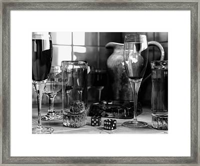 Choices Framed Print by Mountain Dreams