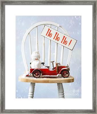 Christmas Framed Print by Amanda And Christopher Elwell