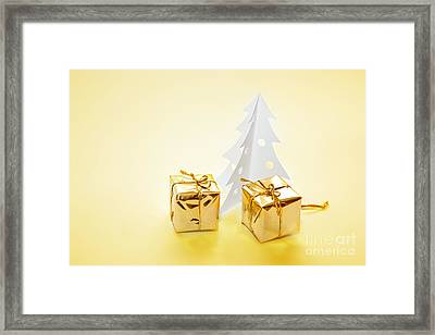 Christmas Decorations Framed Print by Michal Bednarek