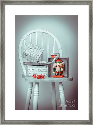 Christmas Presents Framed Print by Amanda And Christopher Elwell