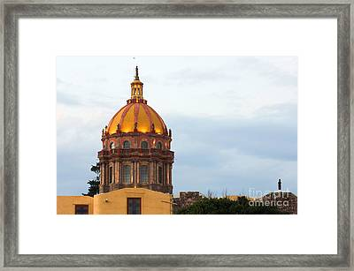 Church Of San Rafael Framed Print by John Shaw