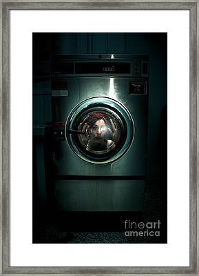 Cleaning Problems Framed Print by Jorgo Photography - Wall Art Gallery