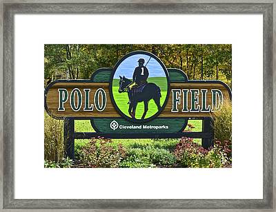 Cleveland Metroparks Framed Print by Frozen in Time Fine Art Photography