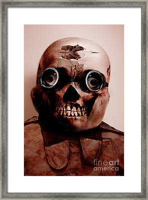 Colonel Chaos Framed Print by Jorgo Photography - Wall Art Gallery
