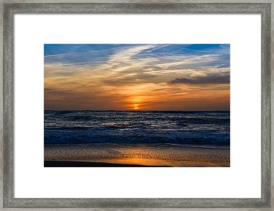 Framed Print featuring the photograph Color Sangre by Thierry Bouriat