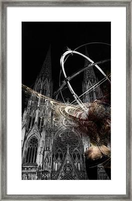 Confession Framed Print by David Fox