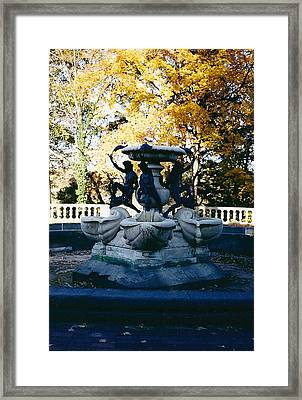 Cranbrook Framed Print by Cynthia Hilliard