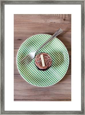 Cupcake  Framed Print by Tom Gowanlock