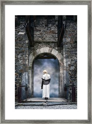 Damsel Framed Print by Joana Kruse