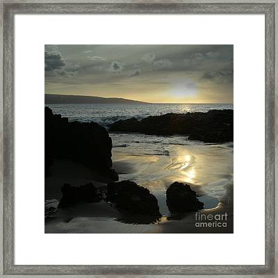 Dare To Live Your Dream Framed Print by Sharon Mau