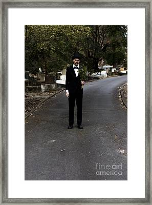 Dark Days Framed Print by Jorgo Photography - Wall Art Gallery